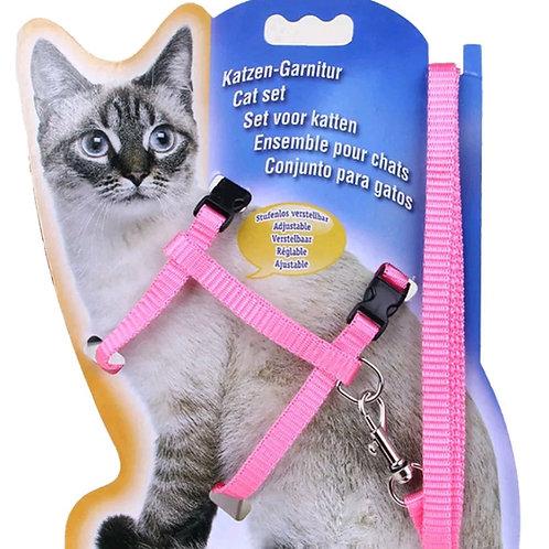 Guia Peitoral para Gato
