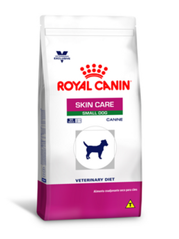 Ração Royal Canin Skin Care Adult Small Dog 2 Kg