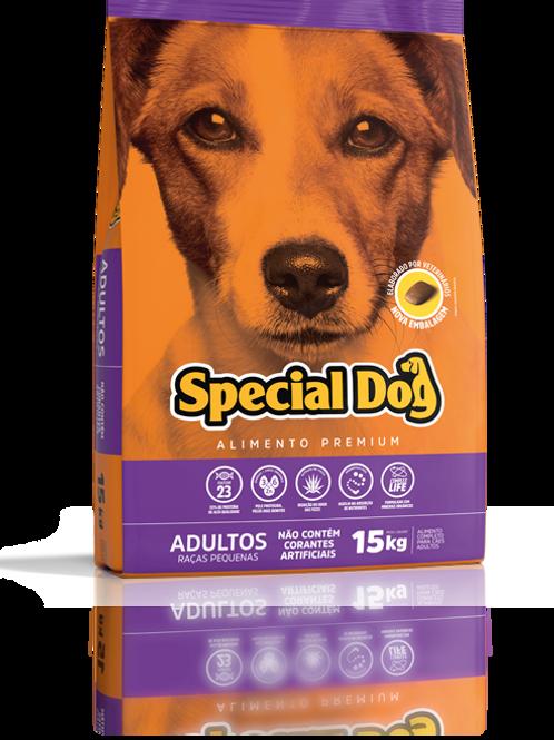 Ração Special Dog Premium Adulto Raças Pequenas