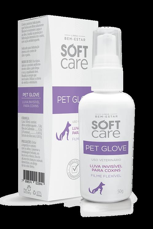 Loção HidratantePet SocietySoft Care Pet Glove 50gr