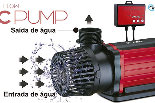 Bomba Submersa AC-3000 110V  -  OCEAN TECH