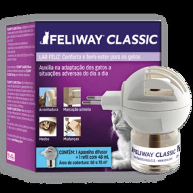 Feliway Classic Ceva Difulsor