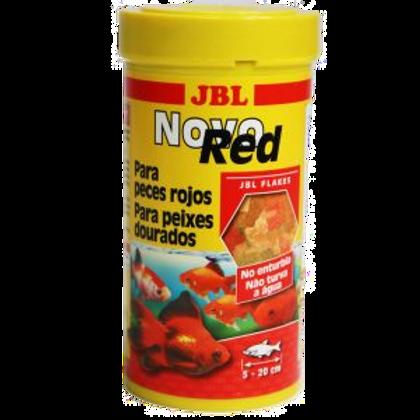 Ração JBL Novo Red Pote 18 gr