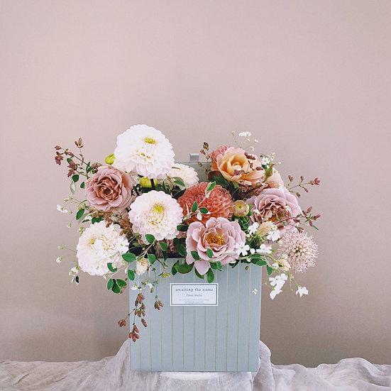 the ROMANCE -  Flower Box Design
