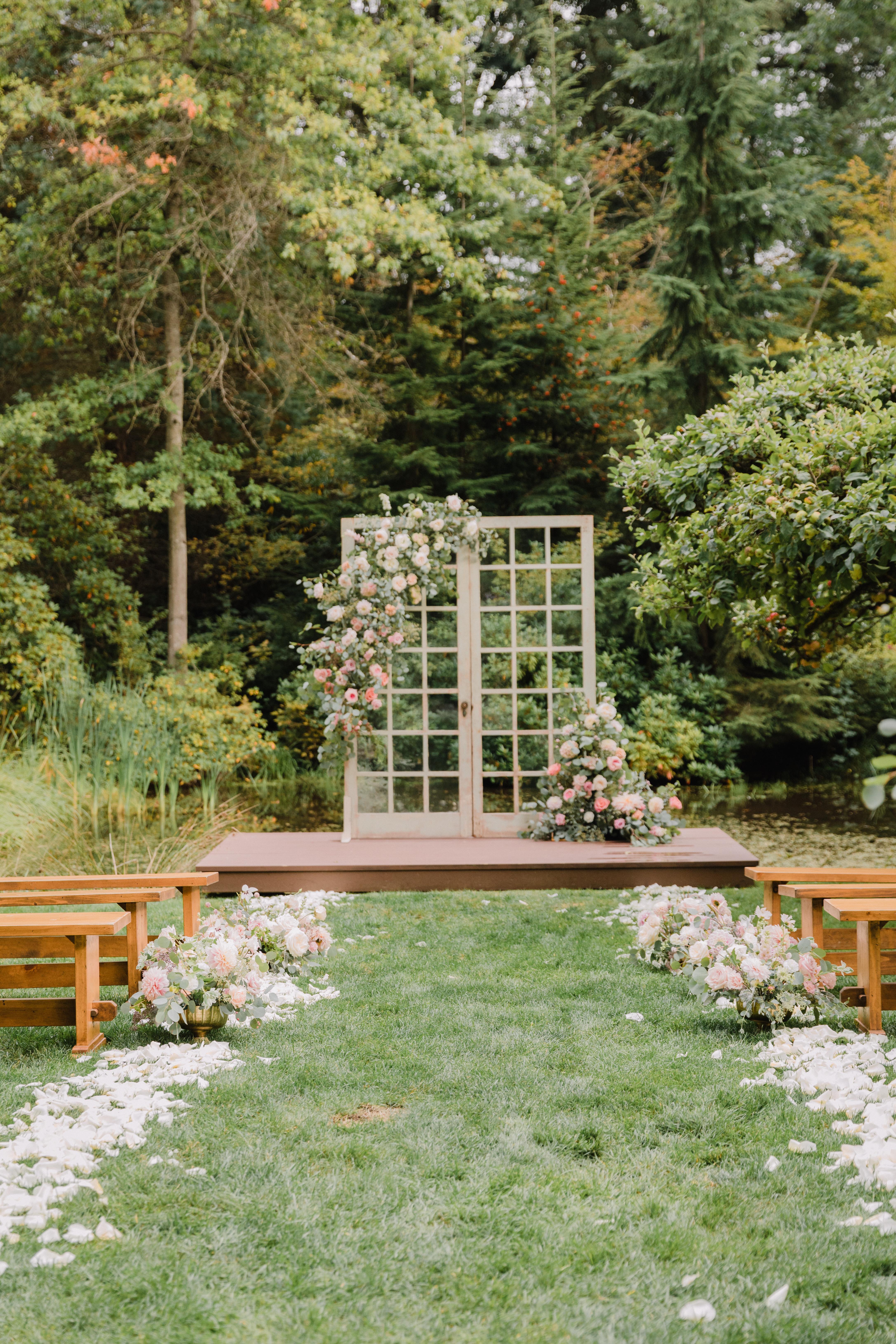C+ L   Wedding in Seattle