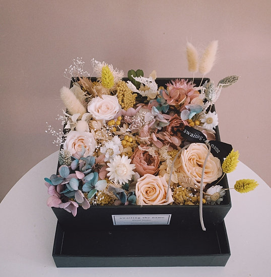 Eternal Flower Gift Box