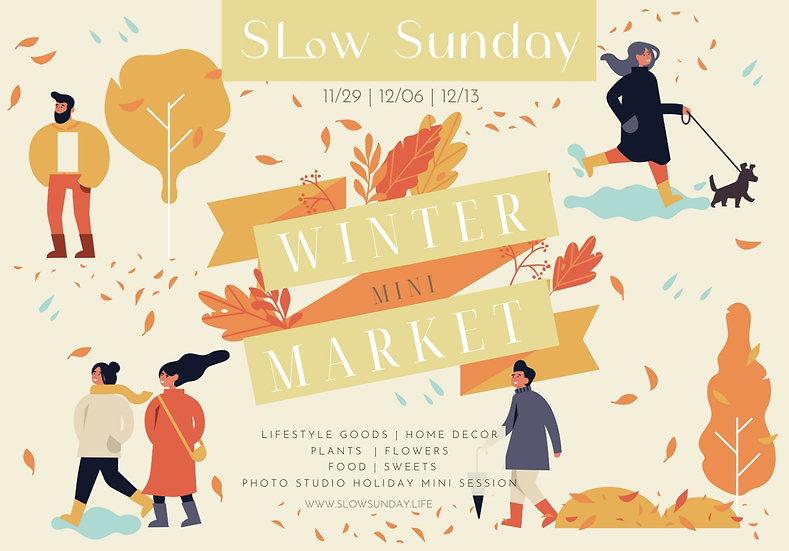 Slow Sunday Winter Market