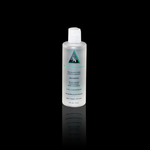 Pooch Botanique 25 To 1 Concentrate Hypoallergenic Shampoo