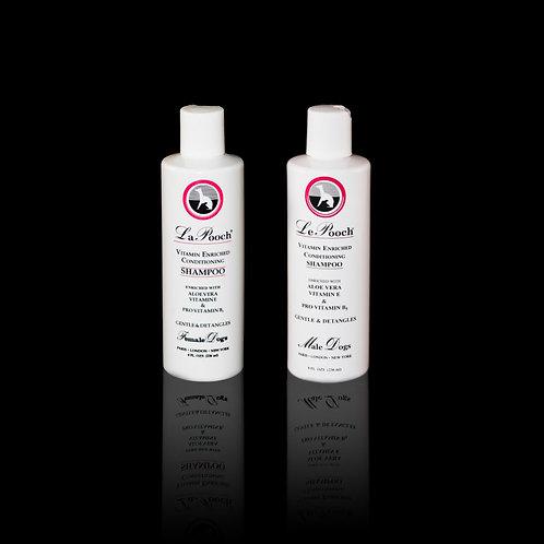 Pooch Vitamin Enriched Shampoo