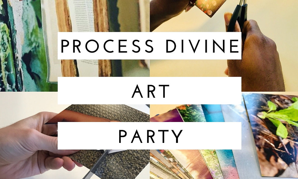 Process Divine Art Party