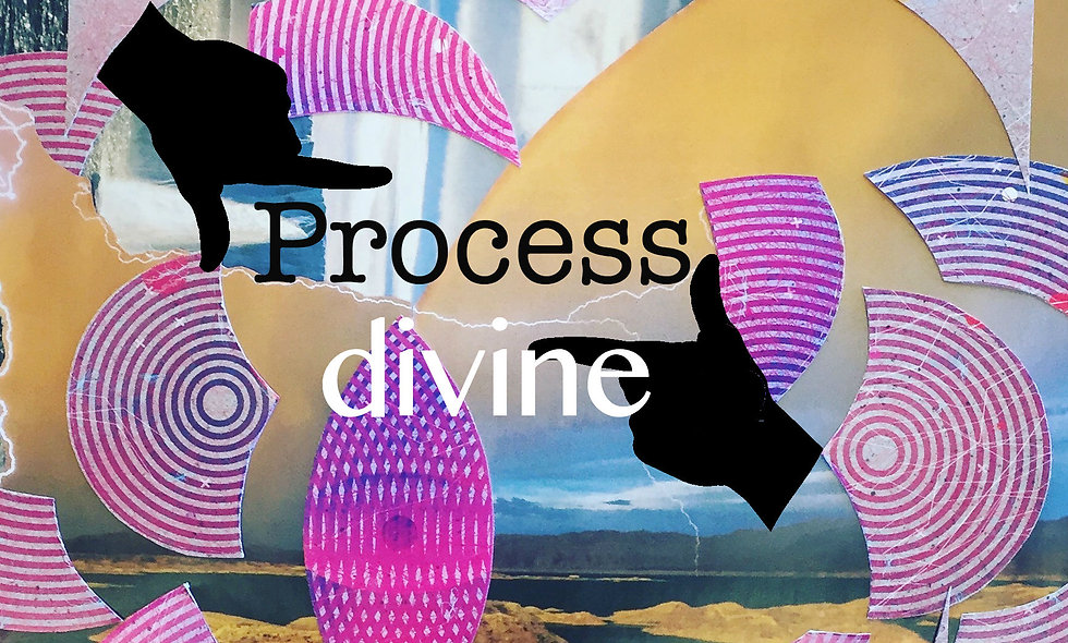 One Month of Process Divine