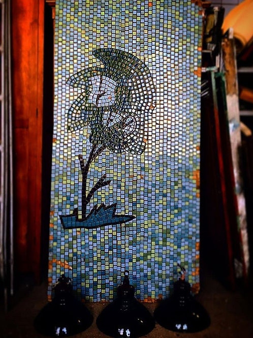 Мозаика Деревце