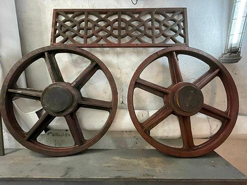 Матрица колесо 70-80е