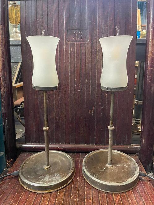 Прикроватные лампы пара