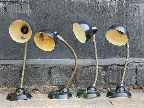 Лампа настольная 60-е