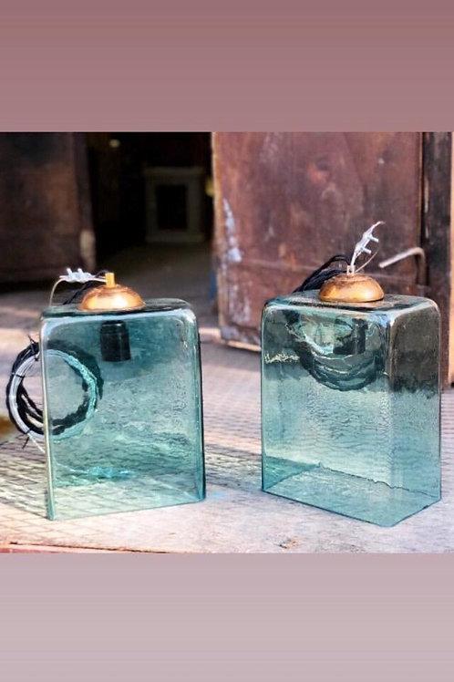 Светильник стекло