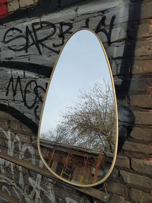 Зеркало овальное 80-е