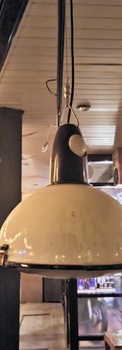 свет в кафе Салют (Н. Новгород)