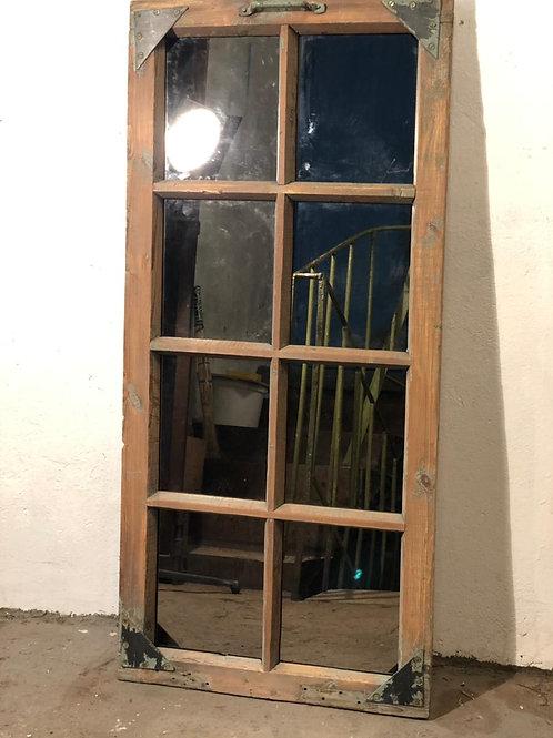 Зеркало - окно