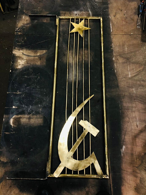 Уличный декор СССР