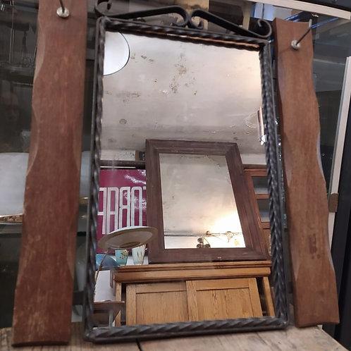 Зеркало-ключница