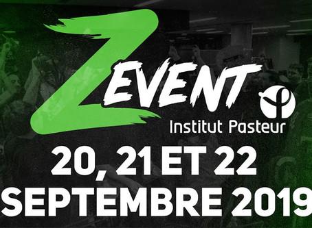 Le Z-Event est de retour