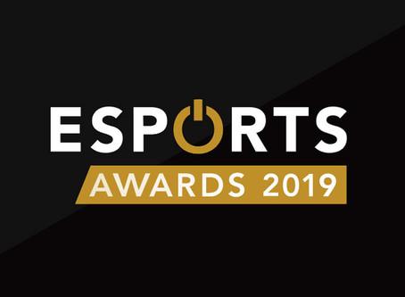Les lauréats des eSports awards 2019
