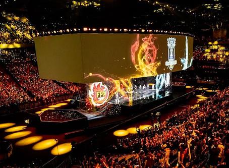 44 millions de téléspectateurs pour la finale des Worlds !