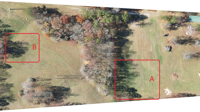 Part 2 - What impact do surface shadows have on a point cloud generated using photogrammetry?