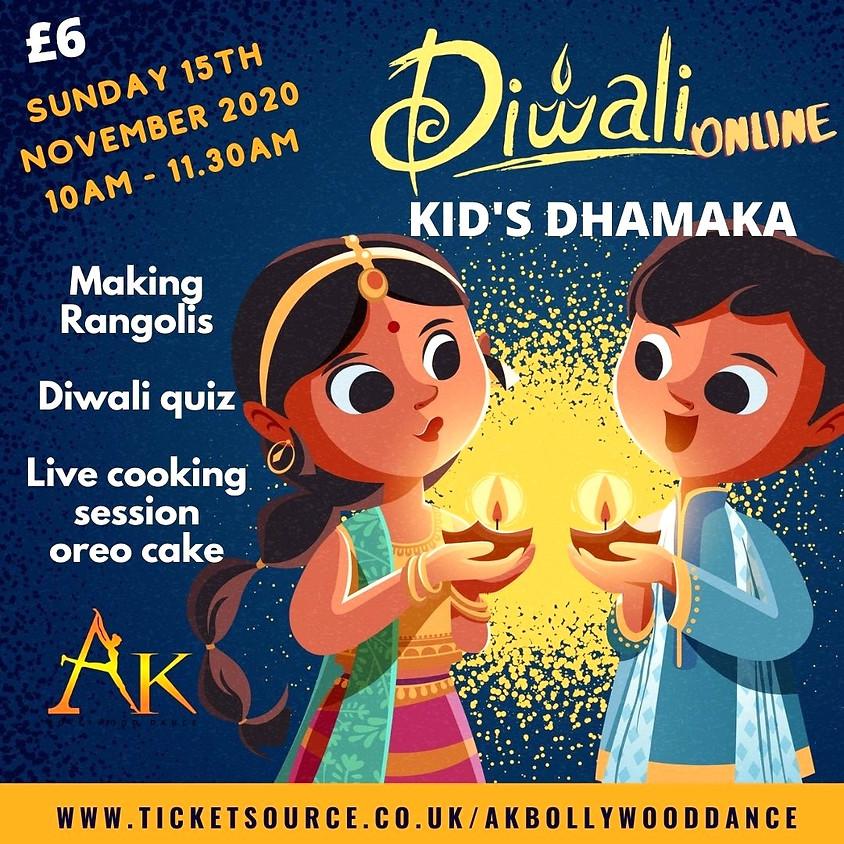 AK Kid's Diwali Workshop