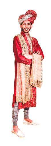 RajKumar Patel as Vikash Kumar