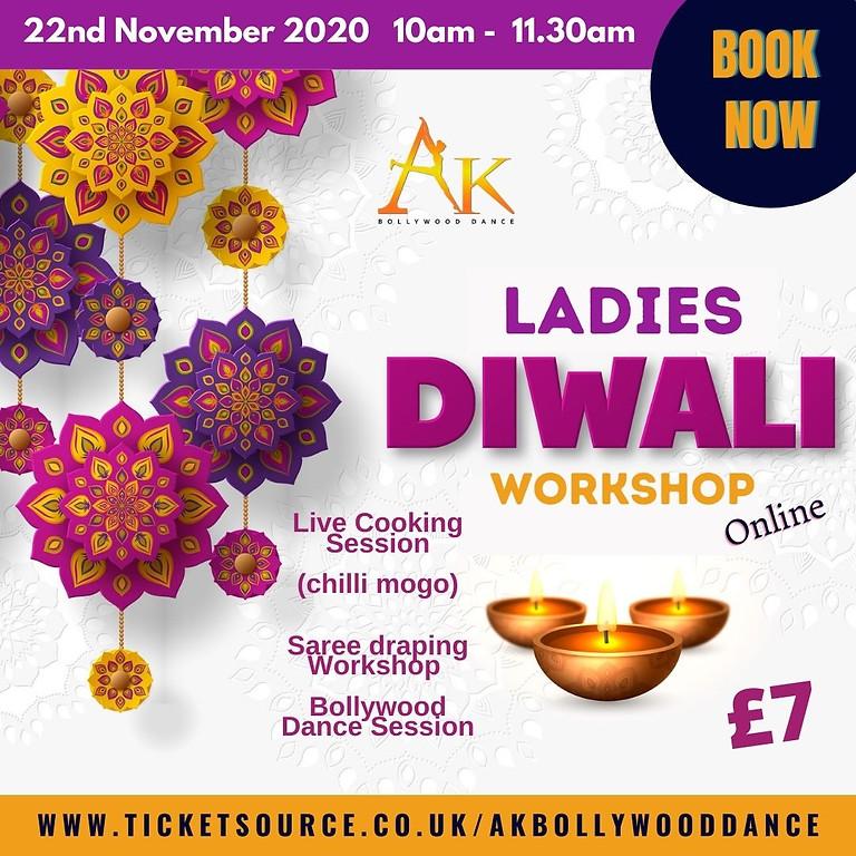 Ladies Diwali Workshop