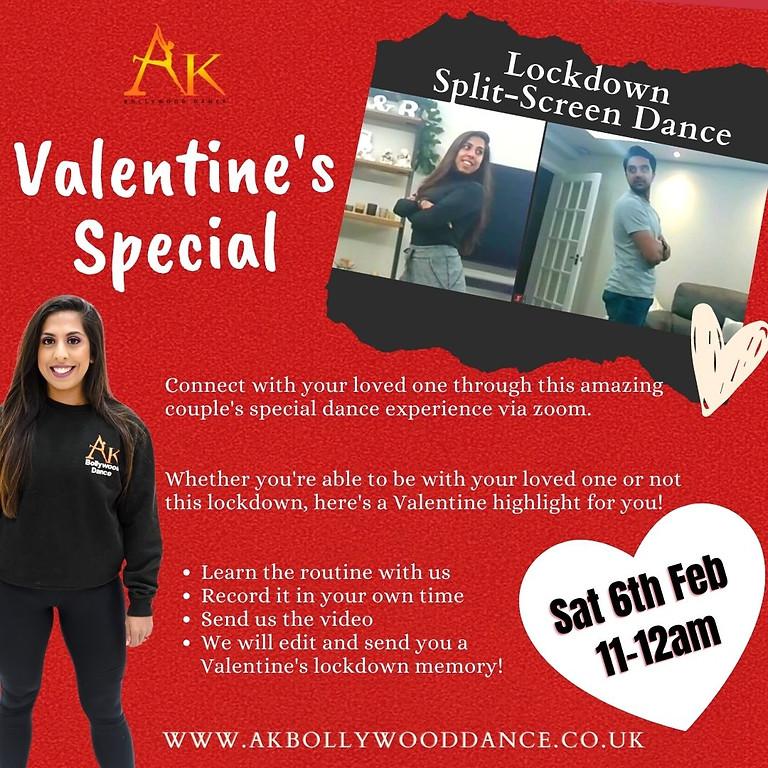 Valentine's Day Dance Special