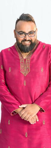 Darshan Varsani as Mr Kapoor