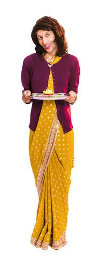 Parle Patel as Mrs Kapoor