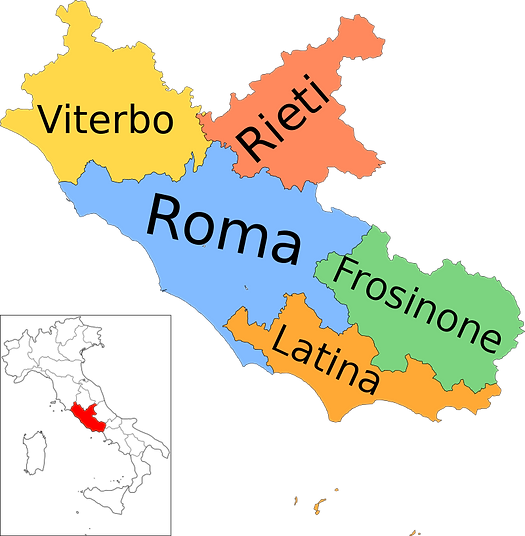 800px-Map_of_region_of_Lazio,_Italy,_wit