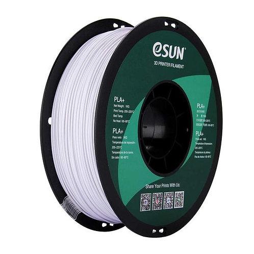 eSUN Advanced PLA+ Filament - Cold White - 1.75mm (1kg)
