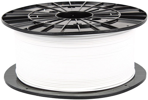Filament PM White PETG 1.75mm, 1 kg spool