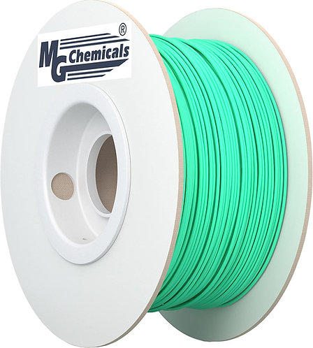 MG Chemicals 1 KG PLA - Fluorescent Green - 1.75mm