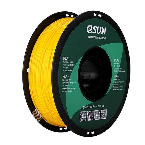 eSUN Advanced PLA+ Filament - Yellow - 1.75mm (1kg)