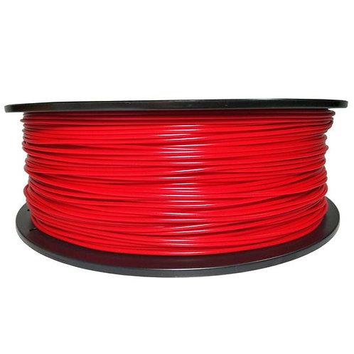 EconoFil™ 1KG Standard ABS Filament- Red - 1.75mm