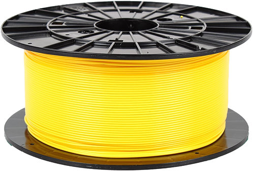 Filament PM 1 KG Premium PLA - Yellow - 1.75mm