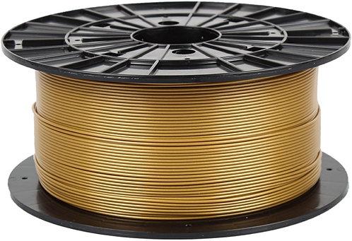 Filament PM 1 KG Premium PLA - Gold - 1.75mm