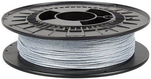 Filament PM Premium PLA - Marble Jet Dark - 1.75mm, 0.5kg