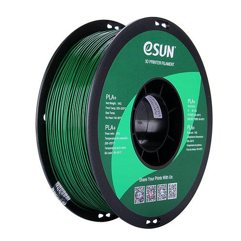 eSUN Advanced PLA+ Filament - Pine Green - 1.75mm (1kg)