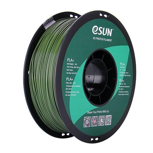 eSUN Advanced PLA+ Filament - Olive Green - 1.75mm (1kg)