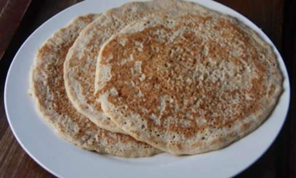 Derbyshire Oatcakes - Pack of 4