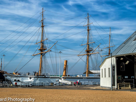 A Visit to the Past at Chatham Historic Dockyard