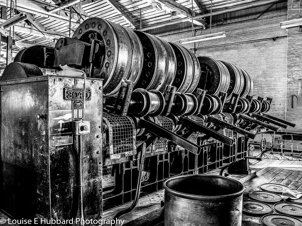 The Spinning Room, Chatham Historic Dockyard