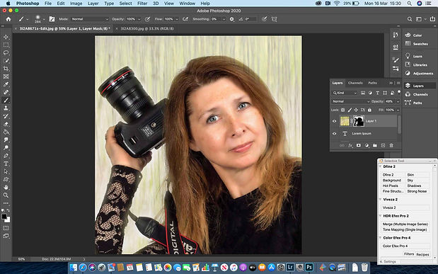 Adobe Photoshop Advanced Workshop